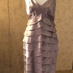 SZ 14 layered dress by London Times. Stunning